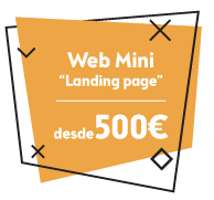 landing page TeixWeb Studio Mallorca