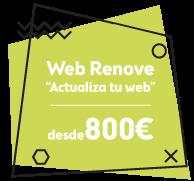 web renove TeixWeb Studio Mallorca
