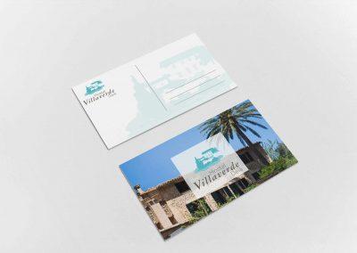 Hostal Villaverde – Diseño corporativo + web + Adwords + Traducciones