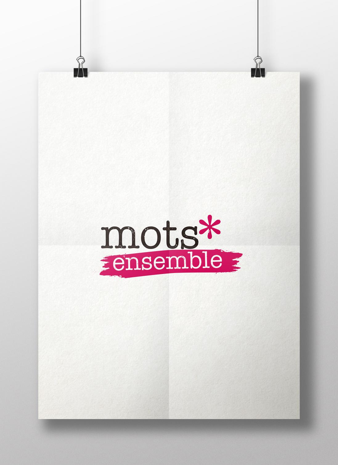 Mots Ensemble mockup