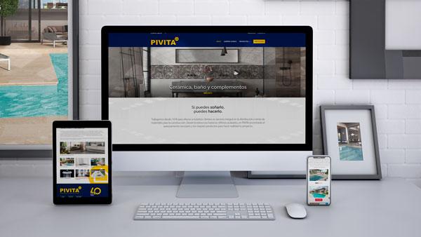 PIVITA_diseño web